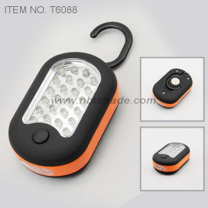 27 LED Working Light with Flashlight (T6088)