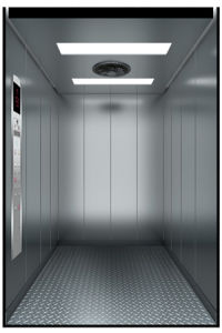 Fszy Machine Room-Less Goods Elevator with Strong Bearing Capacity pictures & photos