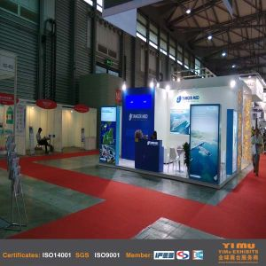 Shanghai Build up Exhibition Booth