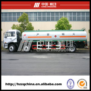 New Fuel Tank Transportation (HZZ5254GJY) with High Performance Sell Well All Over The World