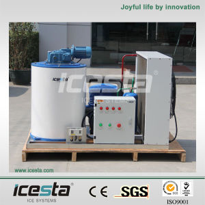 China 2 Tons Hot Sale Ice Flake Maker with Competitive Price pictures & photos
