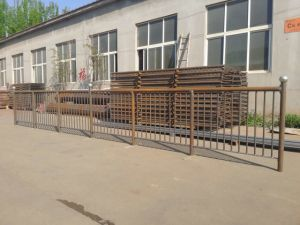 Seaside Fence/Temporary Fence/Iron Fence pictures & photos
