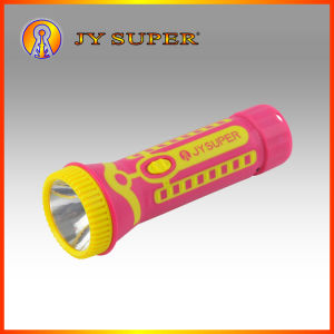 Jysuper 0.5W New LED Rechargeable Flashlight Outdoor Torch (JY-9393)