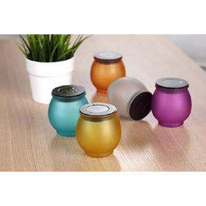 Colourful Solar Jar Light (S5T03) pictures & photos