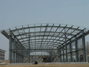 Steel Structure/Fast Construction Steel Building / Mild Steel