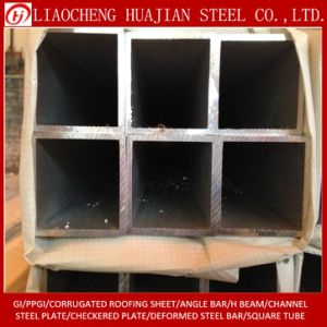 Q235B Material Steel Square Pipe Used for Building pictures & photos