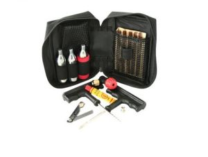 Motorcycle Tyre Puncture Repair & Inflation Kit pictures & photos