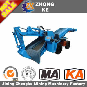 Crawler-Type Grilled Slag Machine in China Wheel Excavators