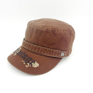 Cotton Outdoor Casual Cap Hats (PD001-B) pictures & photos