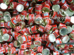 High Quality Canned Tomato Paste pictures & photos