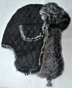 Winter Cap, Trapper Hat, Coldweather Hat