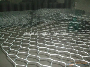 Supplier of Metal Stone Cage Wire Mesh pictures & photos