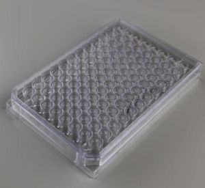 High Quality Cell Culture Plate with 96 Wells with CE, ISO & FDA pictures & photos