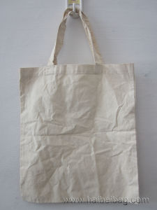 Blank Cotton Bag for Custom Print (HBCO-52) pictures & photos