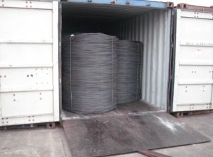 SAE1008 Grade Steel Wire Rod 6.5mm SAE1010 Diameter Manufacturer pictures & photos