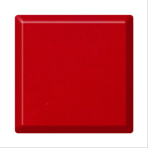 SGS Approved Acrylic Solid Surface Sheet Red DuPont Corian pictures & photos