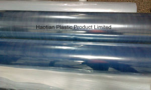 PVC Calendar Film /Clear Film/ Packaging Film pictures & photos