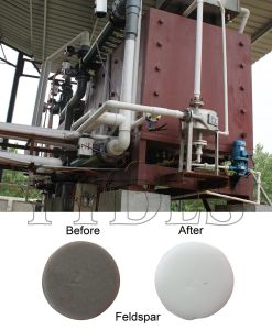 Wet Magnetic Separator for Silicon Sands (DLSD)