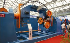 1600mm Double Twist Bunching Machine pictures & photos