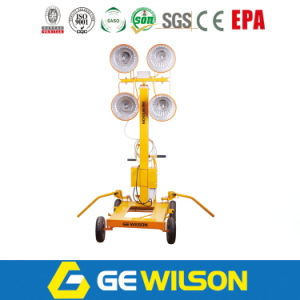 4X500W Light Tower for Construction Site or Mine pictures & photos