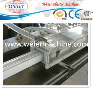 High Capacity PVC Profile Making Machine Plastic Extruder Machine pictures & photos