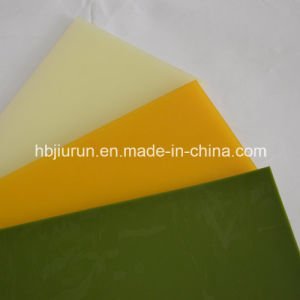 High Density PU Plastic Sheet From China pictures & photos