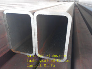 Rectangular/Square Steel Pipe/Tube, Structure Steel Pipe/Tube, Construction Steel Pipe/Tube pictures & photos