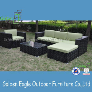 Popular New Design Wide Rattan Weaving Wicker Furniture