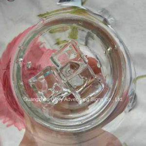Factory Custom OEM/ODM Reusable Acrylic Plastic Ice Cube
