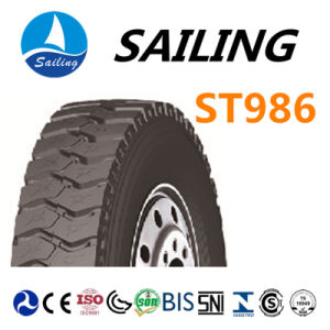 with Gcc DOT ECE All Steel Radial Truck Tire (1100r20)