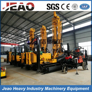 Low Price 800m Deep Hydraulic Water Well Drilling Rig Machine pictures & photos