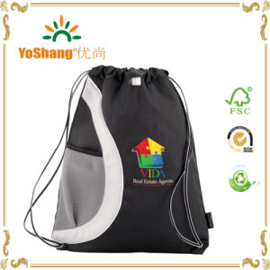China Professional Manufacturer Nylon Polyester Drawstring Bag pictures & photos