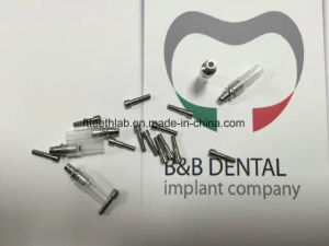 Dental Castable Implant Abutments Compatible with Mis, Zimmer, Nobel, Straumann, Osstem, etc pictures & photos