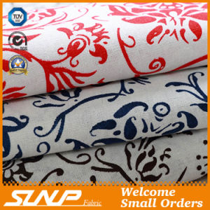 Retro Wind Printing Fabric for Cheongsam