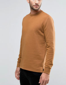 Wholesale High Quality Mens Crewneck Sweatshirts pictures & photos