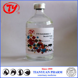 China Veterinary Products 1% Ivermectin Ivomec Injection