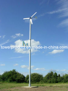 Megatro Free-Standing Wind Tower Mast (MG-FSW005) pictures & photos
