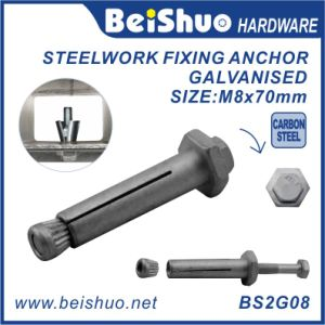 M8 Box Bolt/Boxbolt/Anchor Box /Boxbolts Stainless Steel pictures & photos