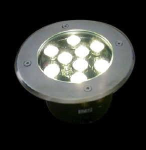 7w Ip67 Led In Ground Driveway Lights For Outdoor Lighting