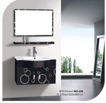 Bathroom Cabinet With Stainless Steel