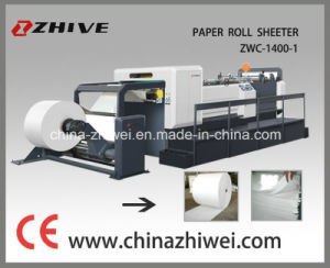 Hob Type Paper Roll to Sheet Cutting Machine