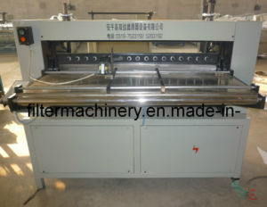 Knife Type Paper Pleating Production Line