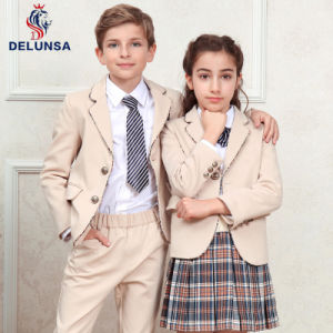 Wholesale Fashionable Youth Coat and Jacket School Uniform Blazer pictures & photos