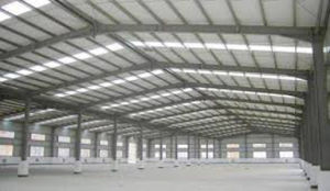 Large Span Prefabricated Steel Structure pictures & photos