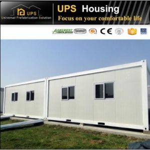 Economical Container House Cabins with Two Bedrooms for Family Living pictures & photos