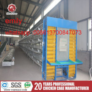China Wholesale Broiler Poultry Farm House Design Atomatic Battery Chicken Cage pictures & photos