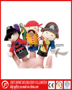 Hot Sale Plush Finger Puppet Toy with CE pictures & photos