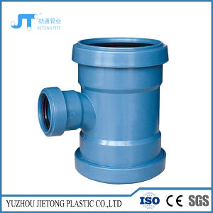 Plastic Drain Pipe Fitting 2 Inch Tee Reducer Pp Pipe And Fittings