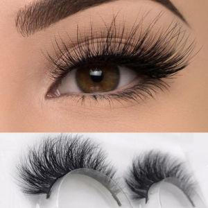 f619e611096 China Natural Long 3D False Eyelashes Handmade Makeup Fake Eye ...
