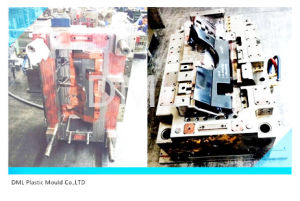 Manufacturing of Injection Moulded Plastic Parts Mould pictures & photos